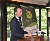 Ministar Faton Peci učestvovao je u zvaničnom lansiranju on-lajn pijace-internet tržišta, AgromarketKS
