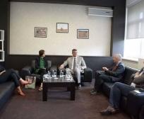 MBPZHR dhe GIZ do të vazhdojnë bashkëpunimin në konsolidimin e tokave bujqësore