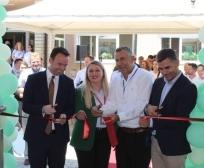 Ministar Faton Peci učestvovao je u otvaranju centra za preradu hrane i stručno osposobljenje od IADK-a
