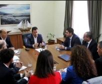Kosova dhe Shqipëria pajtohen për heqjen e barrierave për produktet bujqësore