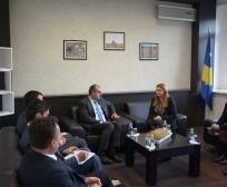 Ministarka Živić se sastala sa ambasadorom Turske