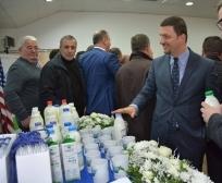 Fillon fushata për promovimin e qumështit të freskët vendor