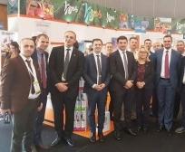 Ministri Krasniqi dhe Ministrja Bajrami po marrin pjesë në panairin e parë ndërkombëtarë të industrisë së ushqimit