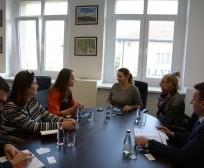 Ministrja Zivic merr mbështetjen e UNKT-së për  zhvillimin e bujqësisë