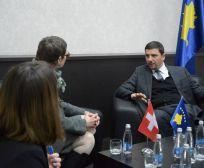 Zvicra dhe Kosova thellojnë partneritetin në bujqësi