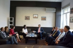 The agreement of the Ministry of Agriculture with the USAID provides 3.8 million euro for agriculture sector