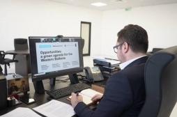 Ministri Mustafa merr pjesë në Samitin virtual Miqtë e Evropës, BE- Ballkani Perëndimor 2020