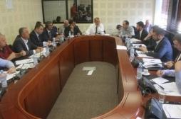 Ministri Rikalo raportoi në Komisionin Parlamentar për Bujqësi