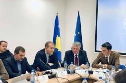 Sekretari i MBPZHR z. Halimi, konfirmon përkrahjen për Djathin e Sharrit si Tregues Gjeografikë