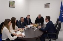 Ministri Mustafa premton përkrahje për agrobizneset vendore