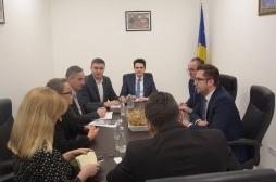 Ministri Mustafa merr përkrahje nga UNDP për mbështetjen e sektorit të pylltarisë