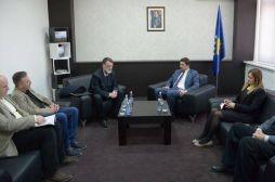 Ministri Krasniqi: Shoqatat e fermerëve janë partnerë të MBPZHR-së në avancimin e politikave për bujqësi