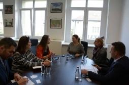 Ministarka Živić dobila podršku UNKT-a za razvoj poljoprivrede
