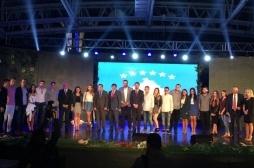 """U shënua """"Dita Kombëtare e Kosovës"""" në EXPO Antalya"""