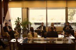 Ministri Krasniqi kërkoi nga drejtuesit e Izmirit mbeshtetje për prodhuesit kosovarë