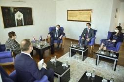 Premijer Kurti i ministar Peci razgovarali su za poljoprivredni sektor sa Holandskim ambasadorom.