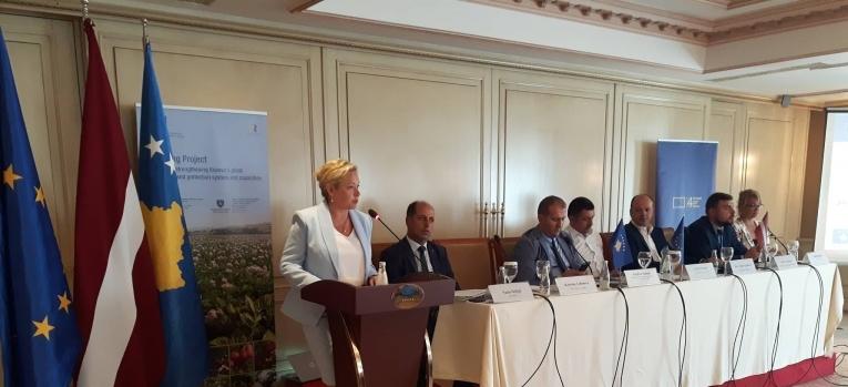 Fuqizohen kapacitetet shtetërore të mbrojtjes së prodhimtarisë bimore