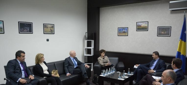 Banka Botërore do të mbështesë bujqësinë në Kosovë me projekte të reja që e avancojnë edhe më shumë këtë sektor