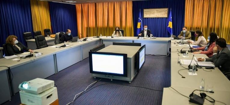 Ministri Peci mori pjesë në hartimin e Programit Qeverisës dhe Planin e Veprimit