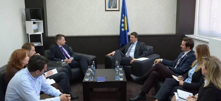 BE-ja do të vazhdojë mbështetjen e bujqësisë në Kosovë