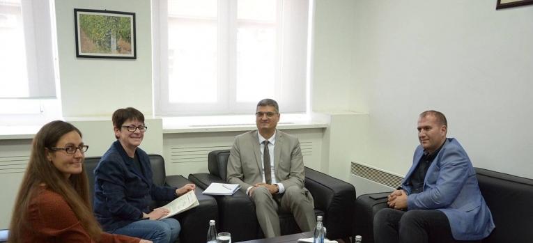 MBPZHR-ja dhe Rrjeti i Grave të Kosovës diskutuan masat buxhetore për bujqësi dhe zhvillim rural