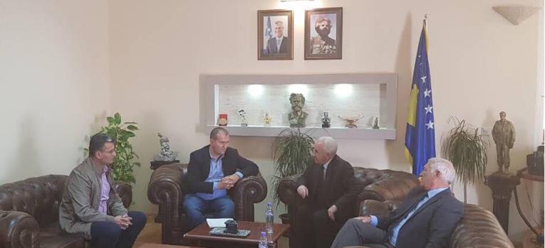 MPŠRR ulaže u proširenje sistema navodnjavanja u opštini Prizren