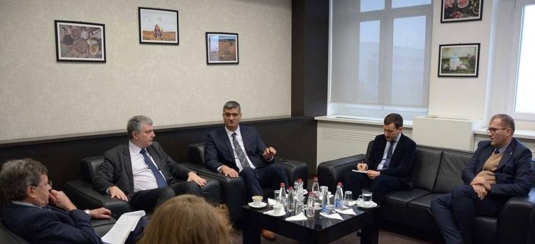 Franca rikonfirmon mbështetjen për bujqësinë e Kosovës
