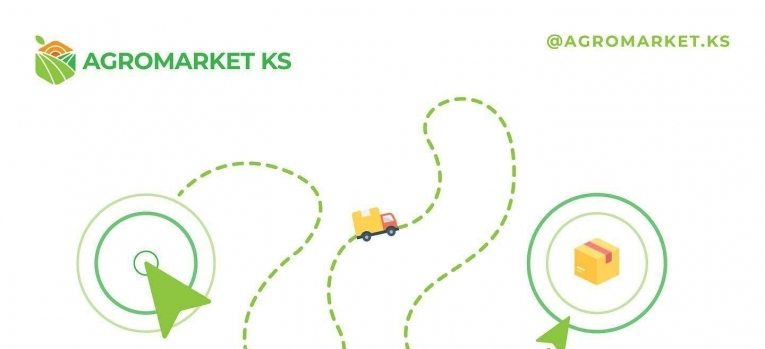 Agromarketks is launched, an online market for Kosovo farmers
