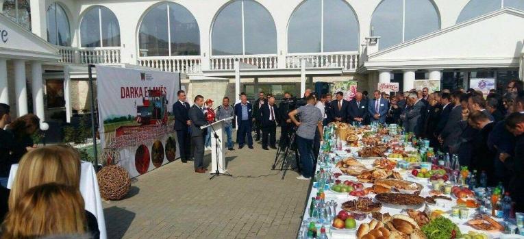"""Promovohen prodhimet bujqësore në """"Darkën e Lamës"""" në Gjilan"""