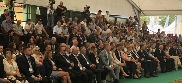 Ministarka Živić na 57. Međunarodnom sajmu poljoprivrede i hrane u Sloveniji
